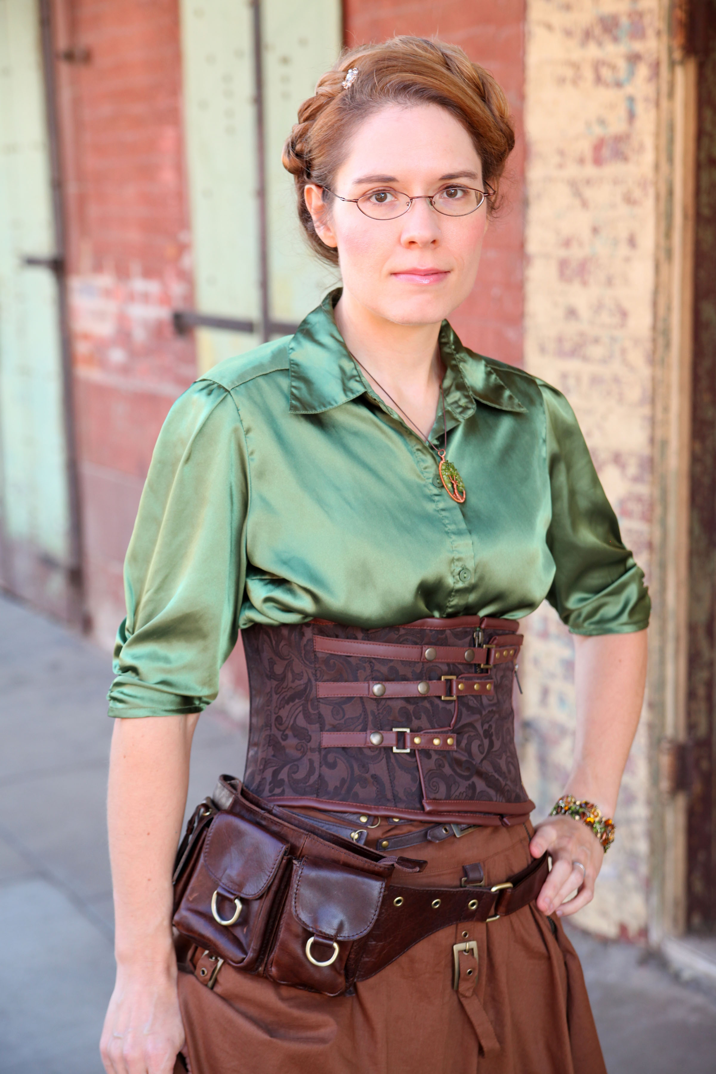 Beth Cato steampunked