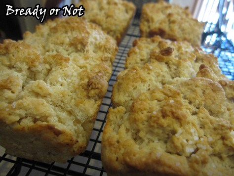 buttery beer bread
