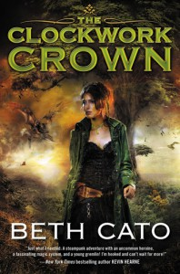 The Clockwork Crown by Beth Cato