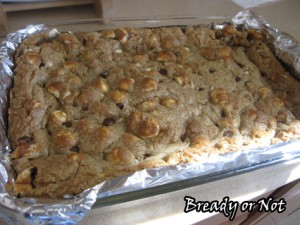 Biscoff Fluffernutter Bars