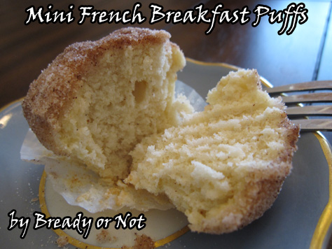 Mini French Puff