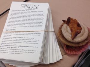 ChurroCupcake