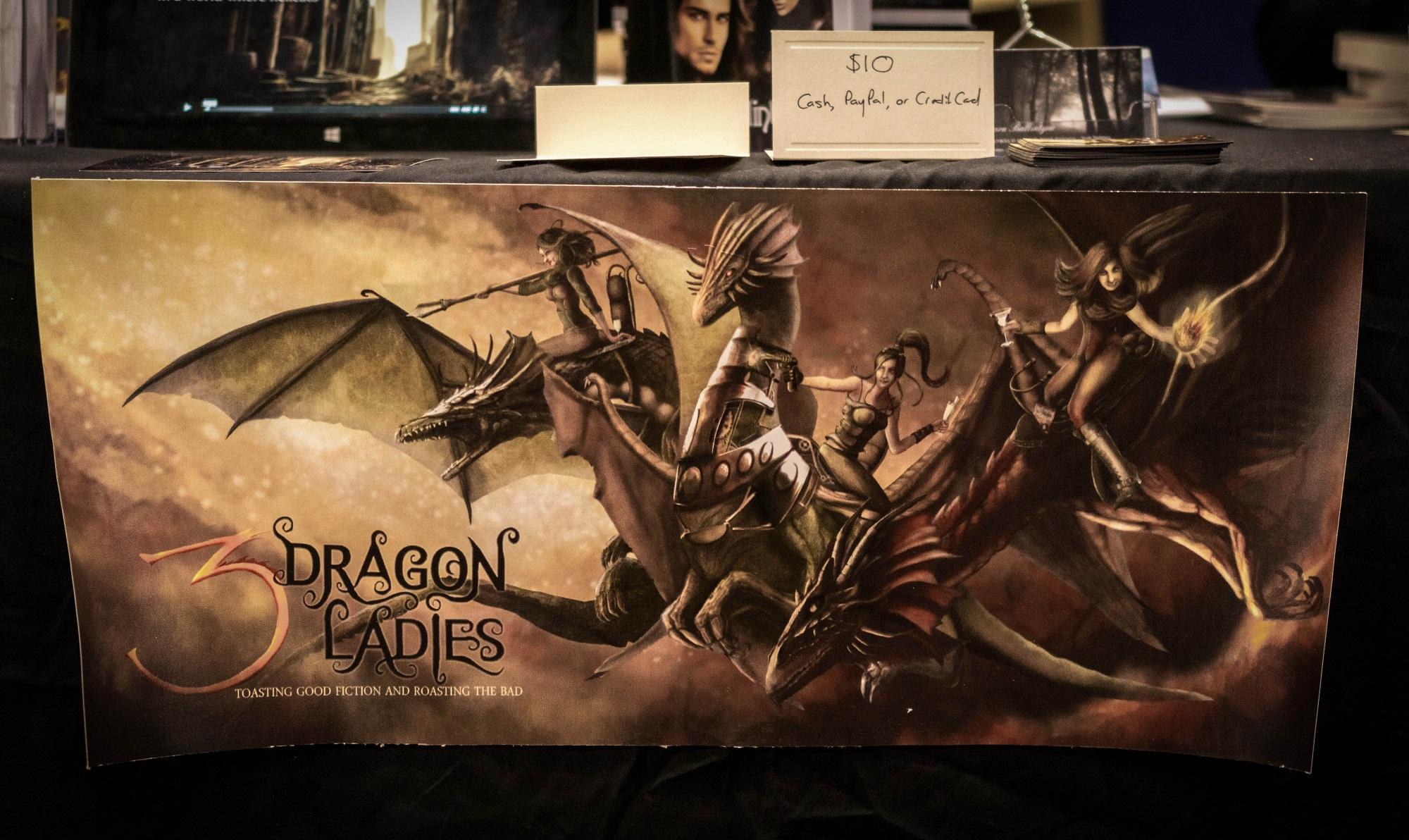 3 Dragon Ladies