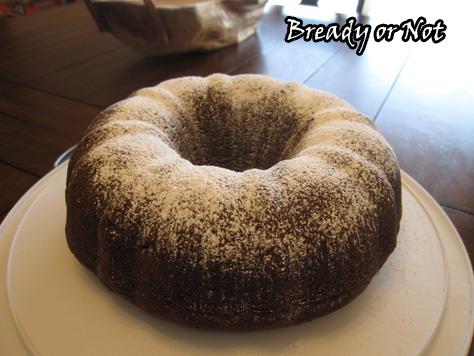 Pumpkin and Pudding Mix Bundt Cake