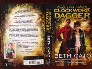 CLOCKWORK DAGGER cover flat