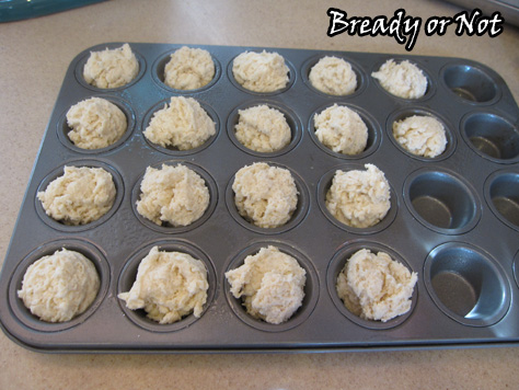 Irish Soda Bread Mini Muffins