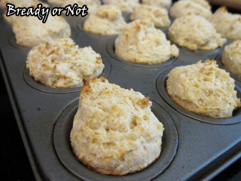 Irish Soda Bread Mini Muffins