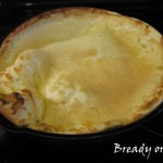 Dutch Baby Pancake