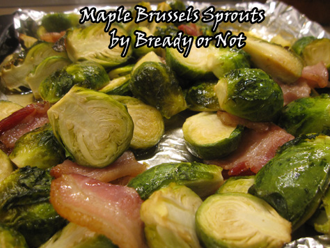 Maple Brussels Sprouts