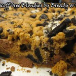 Biscoff Oreo Blondies