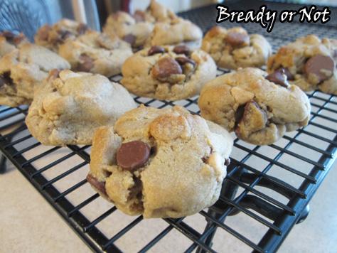 Double PB Cookies