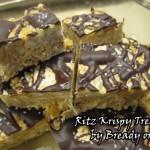Ritz Krispy Treats