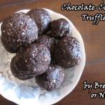 Chocolate-Coffee Truffles