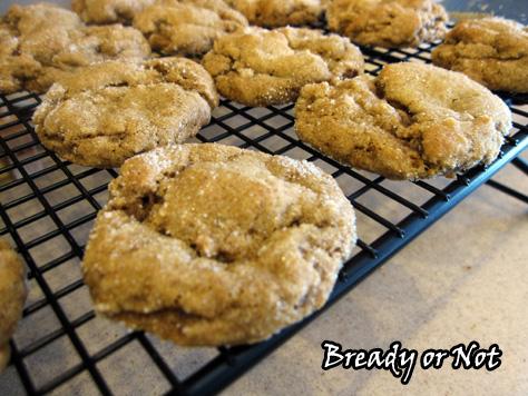 Pumpkin Maple Cookies