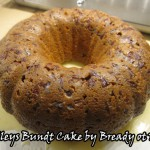 Bready or Not: Baileys Irish Coffee Creamer Bundt Cake