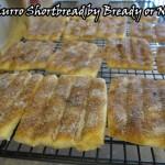 Bready or Not: Churro Shortbread