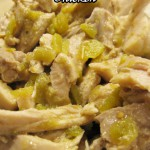 Bready or Not: Crock Pot Green Chile Chicken