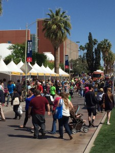 Tucson Festival of Books 2016