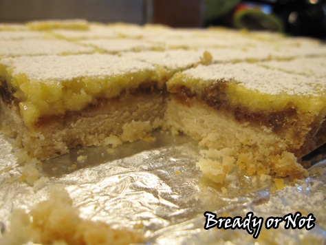 Bready or Not: Lemon-Date Bars