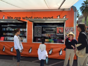 [The Penguin Book Truck at the 2015 Tucson Festival]