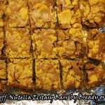 Bready or Not: Biscoff-Nutella Ecstasy Bars