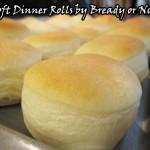 Bready or Not: Soft Dinner Rolls