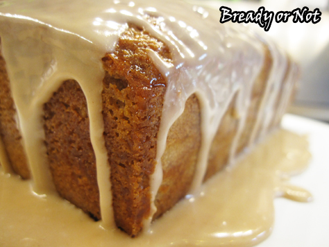 Bready or Not: Cardamom Coffee Pound Cake