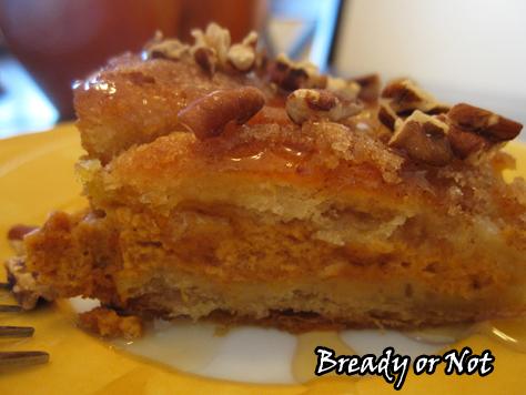 Bready or Not: Pumpkin Cheesecake Sopapillas