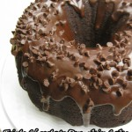 Bready or Not: Triple Chocolate Pumpkin Cake