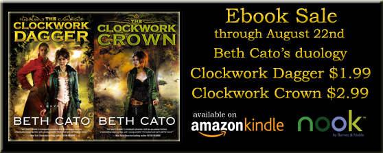 Clockwork Duology Sale 2016