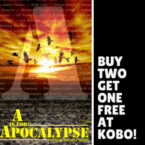 Apocalypse Kobo Sale