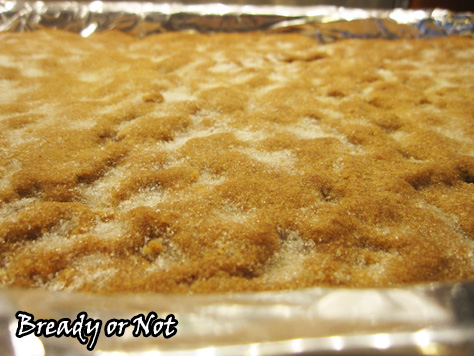 Bready or Not: Soft Gingerbread Bars