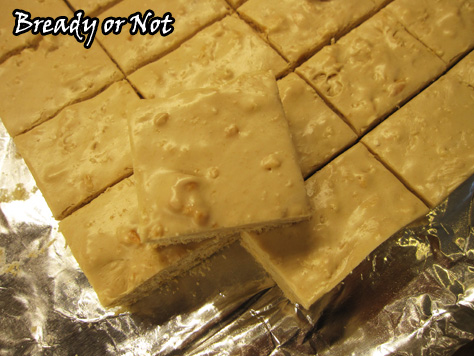 Bready or Not: Quick Maple Cookie Fudge