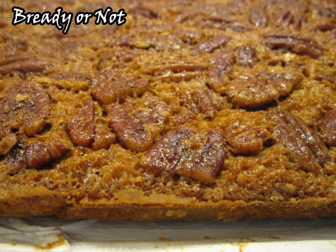 Bready or Not: Maple Pecan Pie Bars