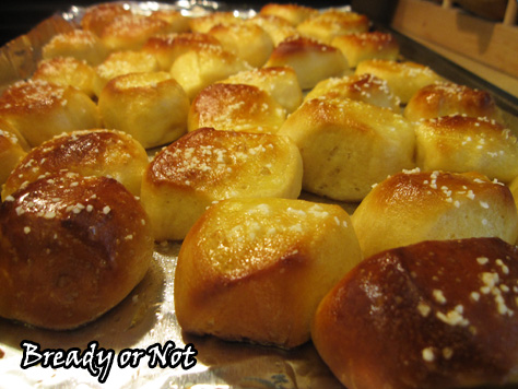 Bready or Not: Soft Pretzel Bites