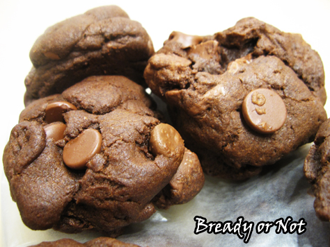Bready or Not: Loaded Chocolate Chip Pudding Cookies