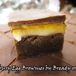 Bready or Not: Cadbury Egg Brownies
