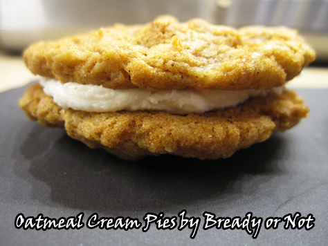 Bready or Not: Oatmeal Cream Pies