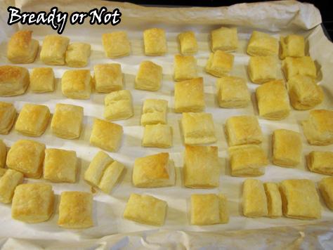 Bready or Not: Stuffed Churro Nuggets