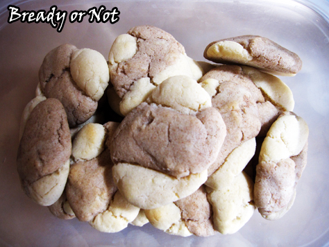 Bready or Not: Cinnamon Twist Cookies