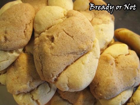 Bready or Not: Cinnamon Twist Cookies