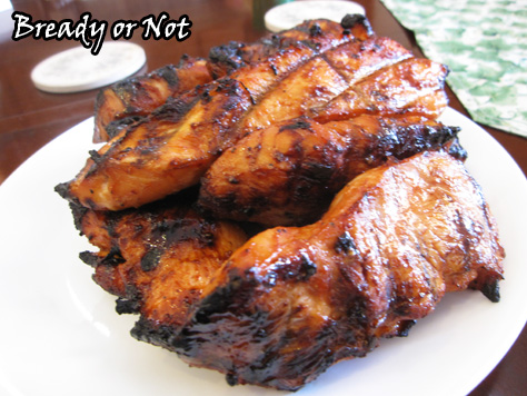 Bready or Not: Maple BBQ Chicken Tenders