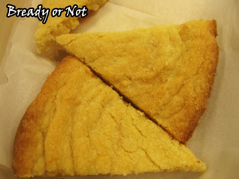Bready or Not: Pride O' Scotland Shortbread