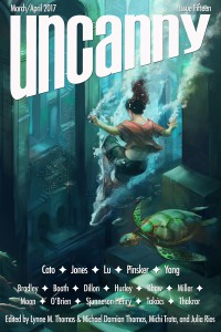 Uncanny issue 15