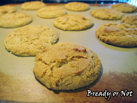 Soft Lemon-Ginger Cookies