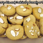 Bready or Not: Chewy Almond Cookies
