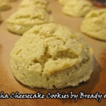 Bready or Not Original: Matcha Cheesecake Cookies