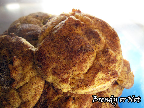 Bready or Not: Pumpkin Snickerdoodles