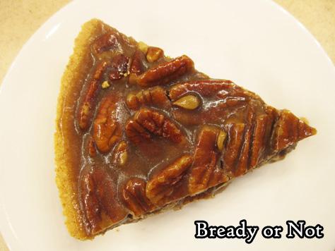 Bready or Not: No-Bake Maple Pecan Pie