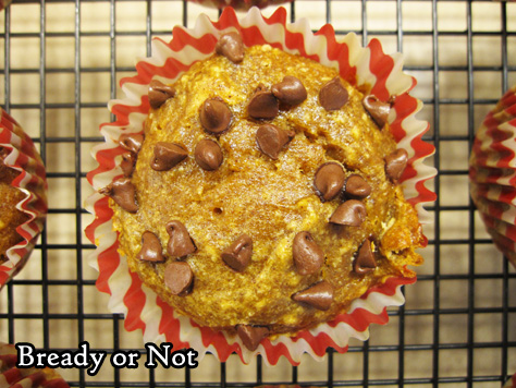 Bready or Not: Pumpkin Pucks